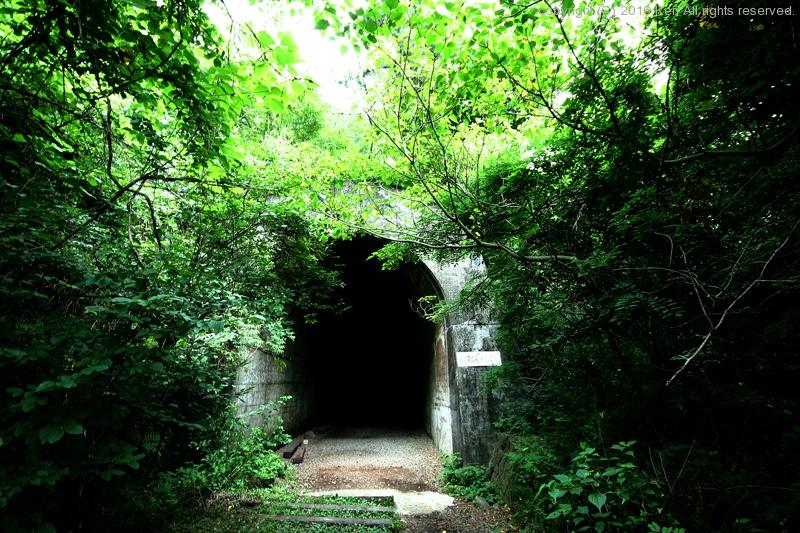 忘れられたトンネル