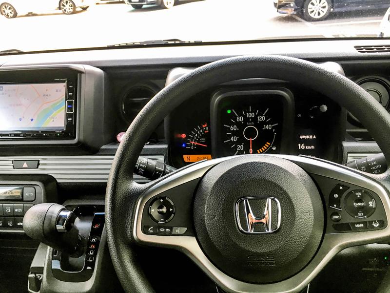 +STYLE COOL・Honda SENSINGを運転してみた